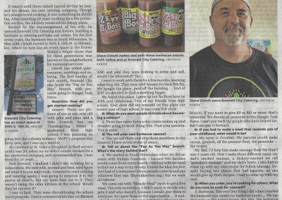 Journal Sentinel Interview